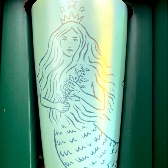 Starbucks Spring 2021 50th Anniversary Limited !